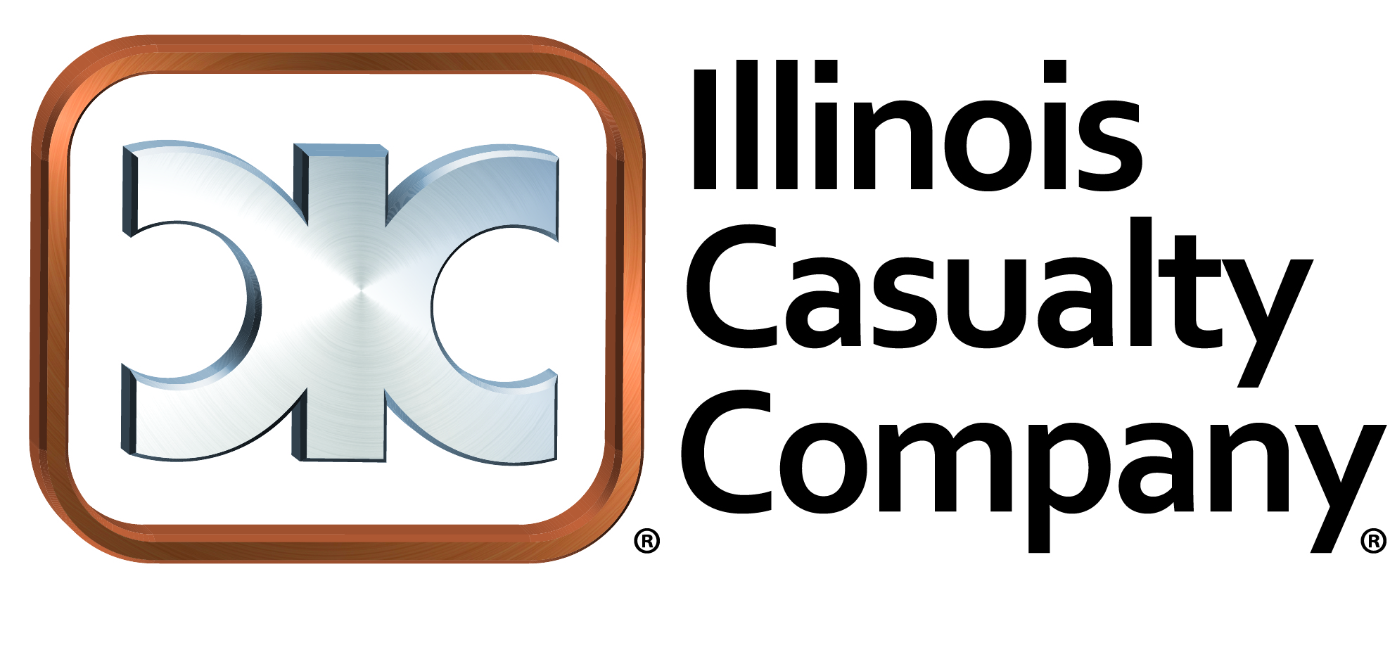 Illinois Casualty Horizontal Logo