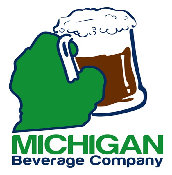 Michigan Beverage for Leonards logo